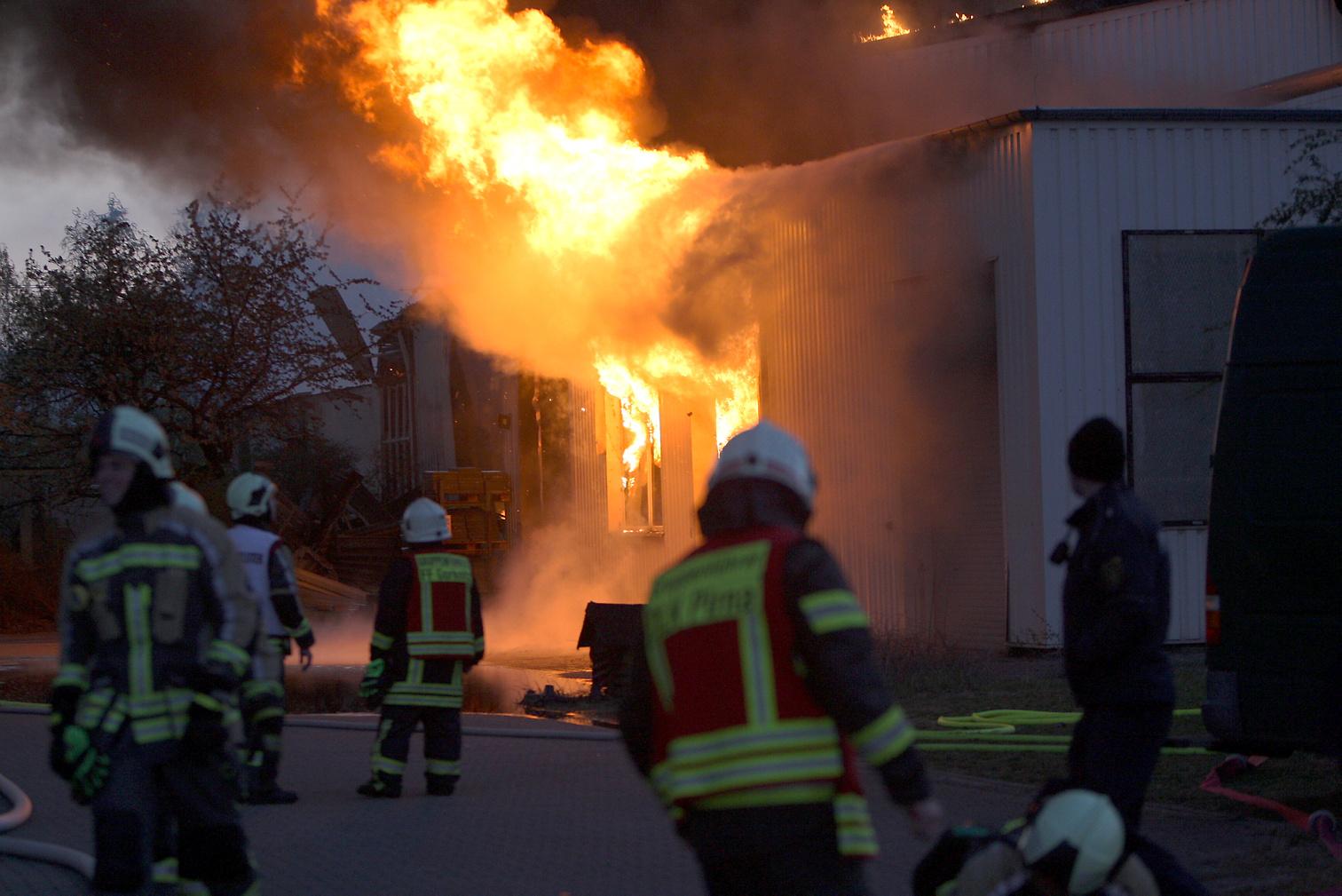 Großbrand 16.04.2020